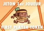 INKALAM : Jeton Premier joueur